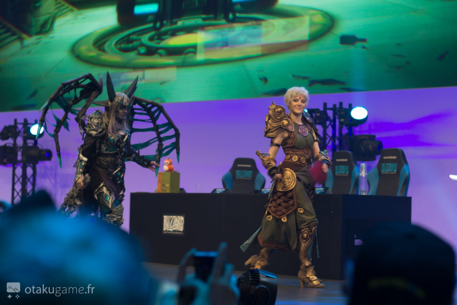 Gamescom 2017 - Cosplay - 3779