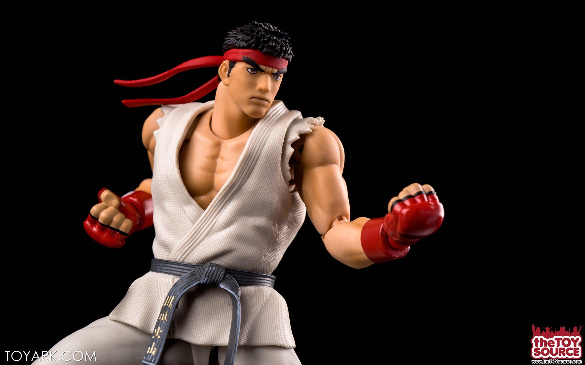 Figurine Ryu Street Fighter VFigurine Ryu Street Fighter V