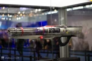 Repoduction d'arme de Destiny 2