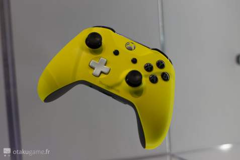 Manette personnalisée Xbox One
