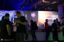 EA business booth