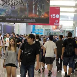 La Gamescom 2017 s'est très bien déroulée cette année, et le public a encore une fois répondu présent !