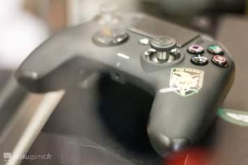 Une PS4 customisée par ATTEXTILE.BE