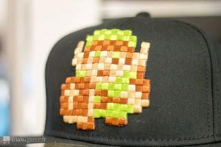 Casquette Link Pixel Bioworld