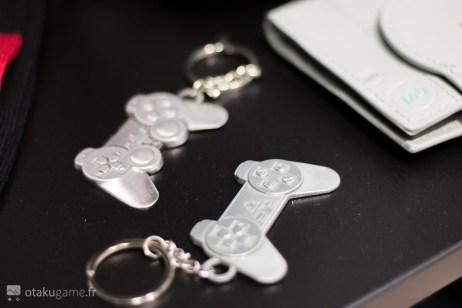 Porte-clefs Playstation Bioworld