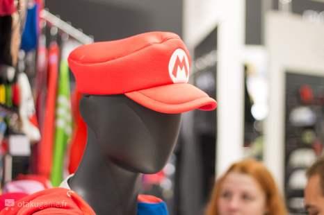 Casquette Super Mario Bioworld