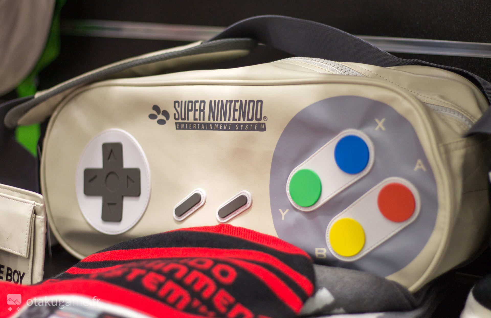 Sac manette Super NES Bioworld