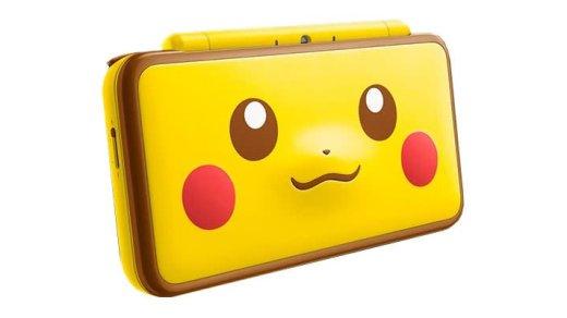 La new 2DS XL édition pikachu est juste à craquer ! Peut être ma première console Jap importée ?