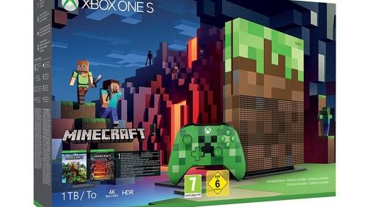 Une des plus belles consoles collector que j'ai vu, avec la Xbox One S Gears of War 4 !