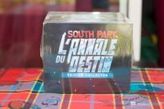 Boîte de l'édition collector de South Park L'annale du Destin