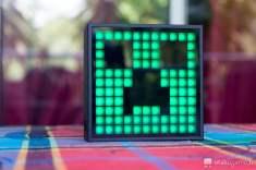 DiVoom Timebox Mini (Minecraft)