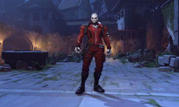 Skin Overwatch Halloween Soldier 76