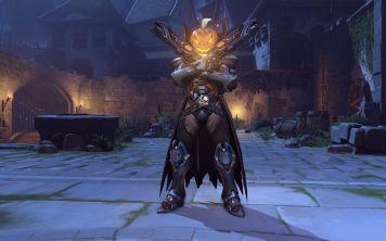 Skin Overwatch Halloween Reaper