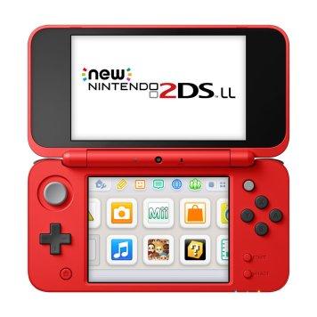 La new 2DS XL en version Pokéball