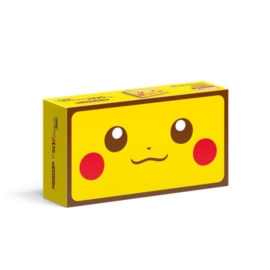 Je suis prêt à racheter l'emballage de la new 3DS XL Pikachu !