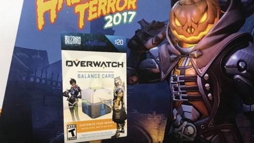 L'évènement Halloween 2017 sur Overwatch, c'est la semaine prochaine !