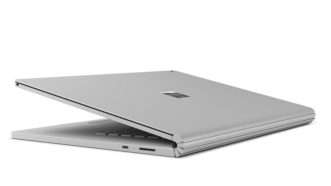 Toujours aussi craquant ce Microsoft Surface Book 2