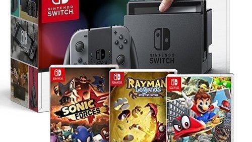 La Nintendo Switch est enfin en promotion avant les fêtes de Noël ^^ !