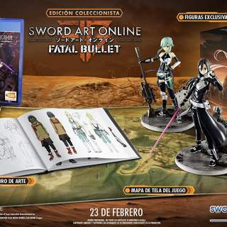 Sword Art Online: Fatal Bullet Collector
