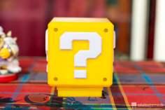 La Lampe Mario Bloc Mystère est vraiment sympa et décorative !