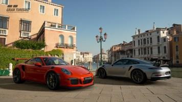 La licence Porsche est bien incluse au jeu. Fini les RUF !