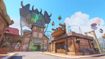 Blizzard World (Overwatch)