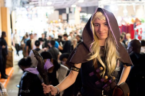 Cosplay de la Paris Games Week 2017