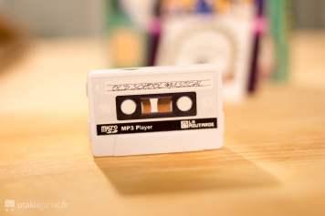 Lecteur MP3 Cassette Old School Musical