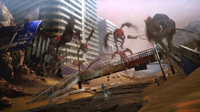 Shin Megami Tensei V sur Nintendo Switch