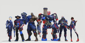 Skins Overwatch New York Excelsior
