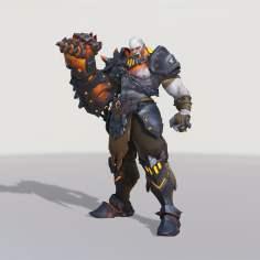 Nouvelle Skin de Doomfist