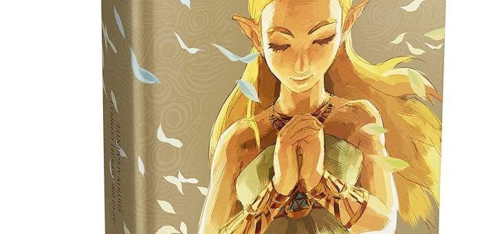 Guide de Jeu - The Legend of Zelda: Breath of the Wild - Edition Augmentée