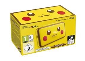 New Nintendo 2DS XL - Pikachu Edition