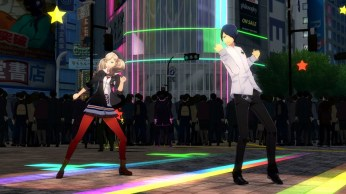 Persona 5 : Dancing Star Night