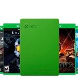 """La Xbox One fut la première console """"new gen"""" à autoriser l'utilisation de disques durs externes."""