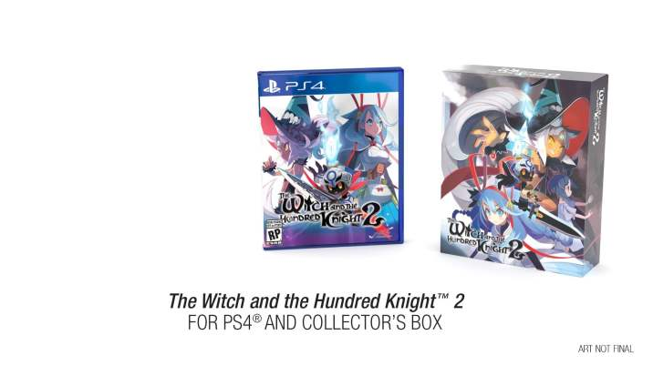 The Witch And The Hundred Knight™ 2 edition collector