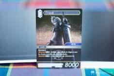 Les 3 cartes du jeu de carte Final Fantasy