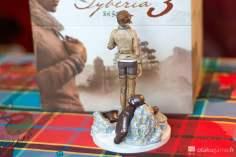 Collector de Syberia 3 sur PS4