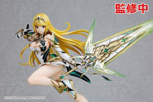Figurine Xenoblade Chronicles 2 Mythra