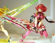 Figurines Xenoblade Chronicles 2 Mythra & Pyra