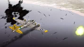 Guns Gore and Cannoli 2 se déroule durant la seconde guerre mondiale...
