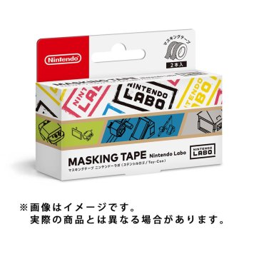 Scotch décoratif Nintendo Labo