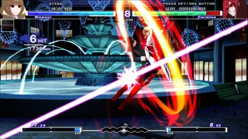 Under Night In-Birth Exe Late[st]