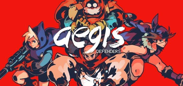 Aegis Defenders pourrait bien vous étonner ;) !