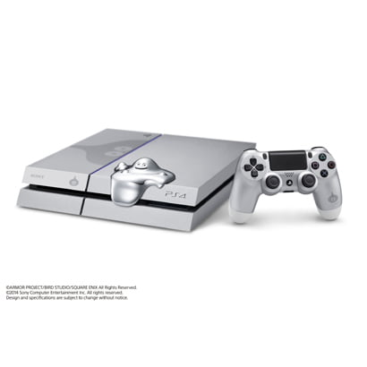 PS4 Collector Dragon Quest Metal Slime Edition
