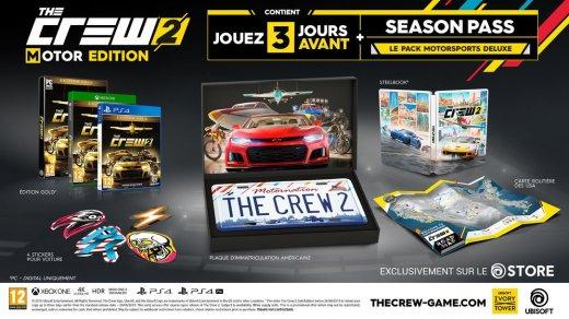 L'édition collector de The Crew 2 !