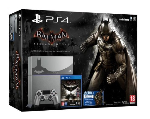 PS4 Collector Batman Arkham Knight