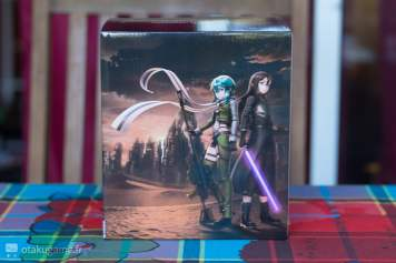 Packaging de Sword Art Online Fatal Bullet