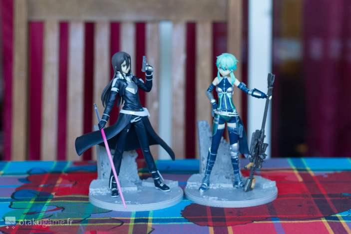 Figurines de Sword Art Online Fatal Bullet