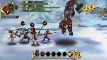 Fallen Legion : Rise To Glory sur Nintendo Switch